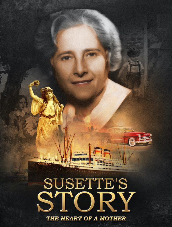 Susette's Story movie poster